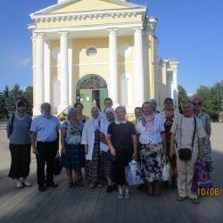 Поездка в Мышкин